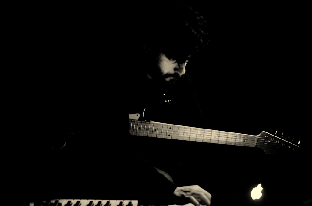 Francesco Giannico Live at Circolo Arci Hemingway