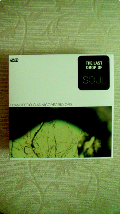 New Release | The Last  Drop of Soul | Francesco Giannico & Fabio Orsi