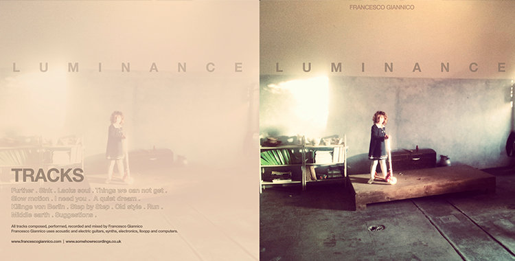 'Luminance' | Francesco Giannico's New Release for Somehow Recordings