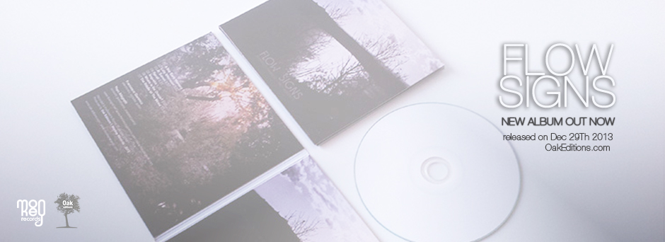 Out Now 'Flow Signs'   A New Project with the pianist Theo Allegretti