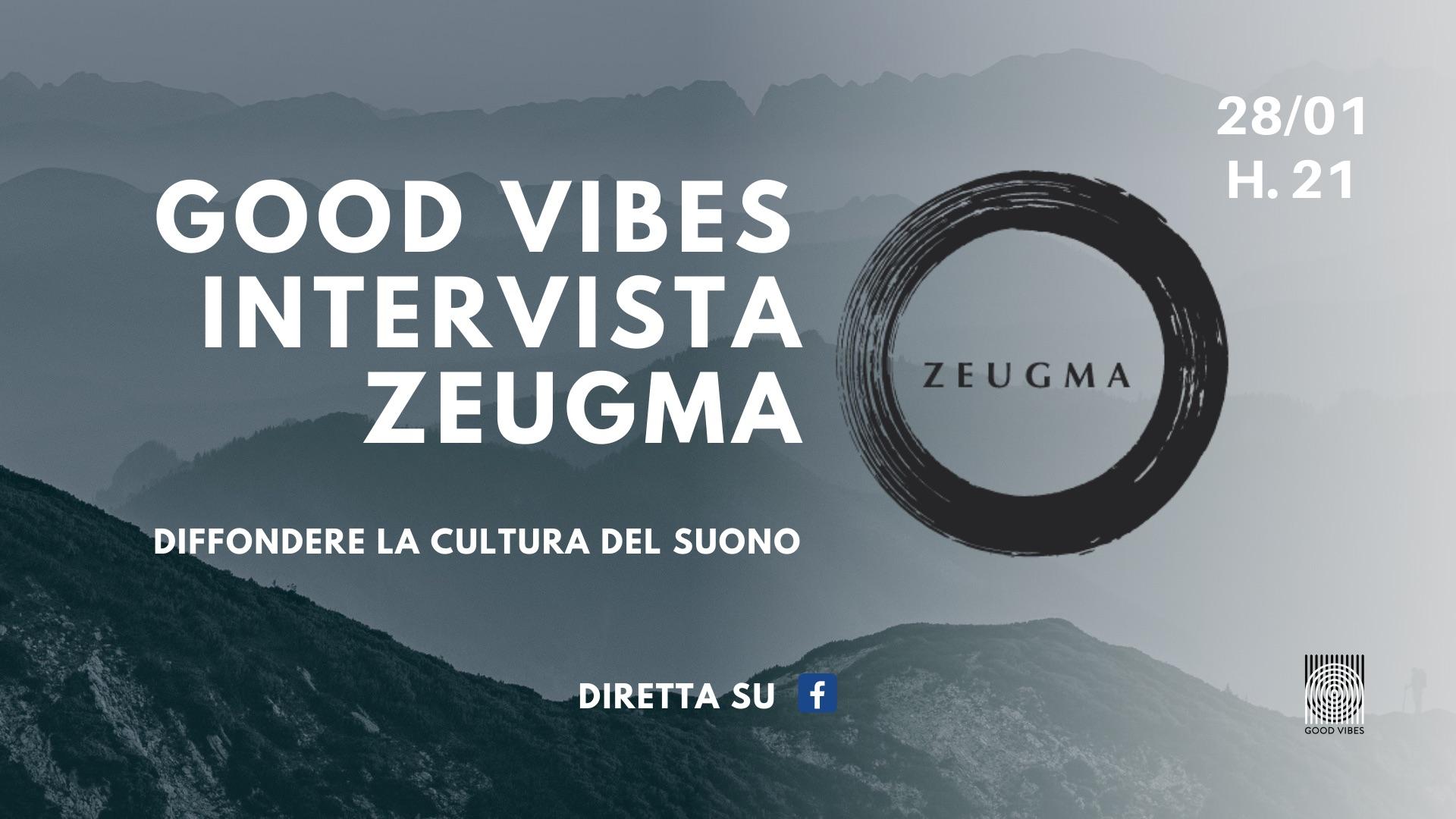 Diffondere la cultura del suono: la nascita del Forum del Collettivo Zeugma